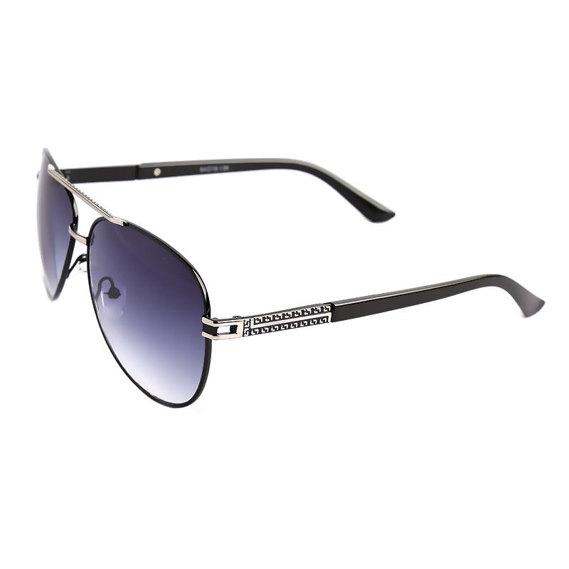 fashion men pilot aviator sunglasses polarized sunshades uv400 gradient lenses sun shades sunglasses framechina