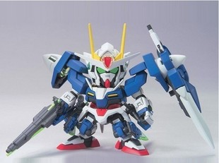 QY Model 368 Gundam assembly model SDBB Seven Sword Mobile Suit kids toys(China (Mainland))