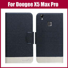 Buy Hot Sale!DOOGEE X5 Max Pro Case New Arrival 5 Colors Fashion Flip Ultra-thin Leather Protective Cover DOOGEE X5 Max Pro Case for $3.99 in AliExpress store