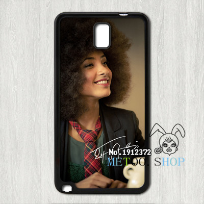 Esperanza Spalding fashion original phone cell cover case for Samsung Galaxy s3 s4 s5 note 2 note 3 s6 note 4 &op10851(China (Mainland))