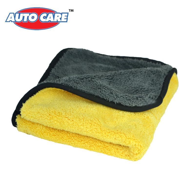 1 pack 800gsm 45cmx38cm Super Thick Plush Microfiber Car Cleaning Cloths Car Care Microfibre Wax Polishing Detailing Towels <br><br>Aliexpress