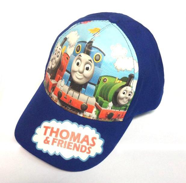 Childs Love Thomas & Friend Hat Cap Baby Girls Boys Sports Peaked Hats Child Adjustable Hip Pop Baseball Caps Brinquedos Gifts(China (Mainland))