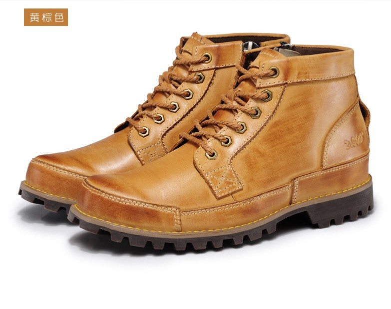 Handsome enough classic works of a world a lot of people like it is worth having a Martin boots Love your feet(China (Mainland))