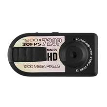 Mini Thumb DV Digital Camera Recorder Motion Detection 720P HD(China (Mainland))