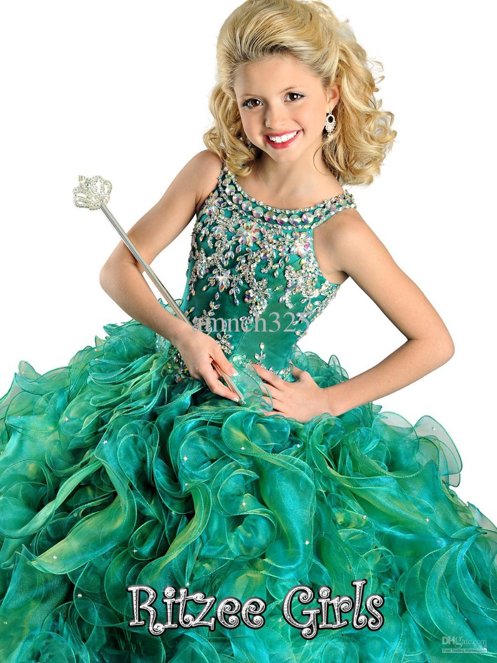 Cheap Pageant Dresses For Kids