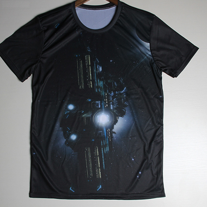 3D Star Wars T shirts Darth Vader T Shirts Funny Design Customized Men Tees Shirts O