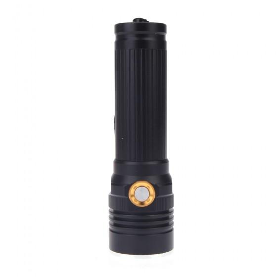 2000 LM Free Shipping lantern penlight LED Flashlight bike light outdoor lighting Mini LED Torch Special reflector design<br><br>Aliexpress