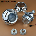 Car Styling Upgrade Metal 3 0 H1 Pro Leader HID Bi xenon Headlight Projector Lens Fits