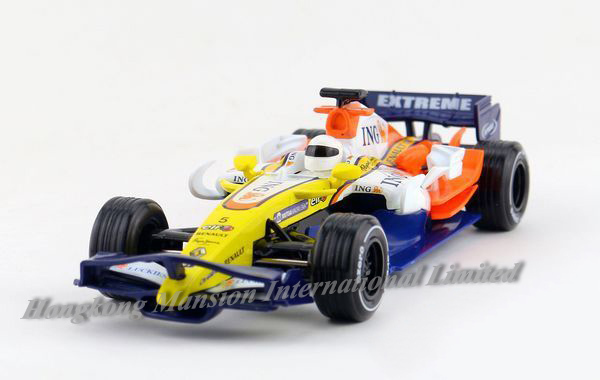132 Car Model For Renault R28 F1 Racing (6)