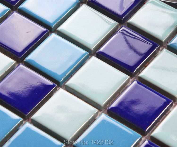 Porcelain tile glazed ceramic mosaic tiles arts design for Washroom tiles design