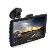 Carchet портативный 7 дюймов сенсорный экран gps-навигации FM HD 8 ГБ карта европы