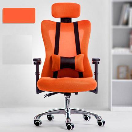 office chair stool orange color(China (Mainland))