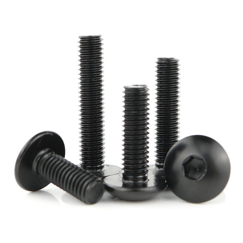 Complete Black Motorcycle Fairing Bolt Screws Fit for Honda 2008-2011 CBR1000RR New Hardware Kit