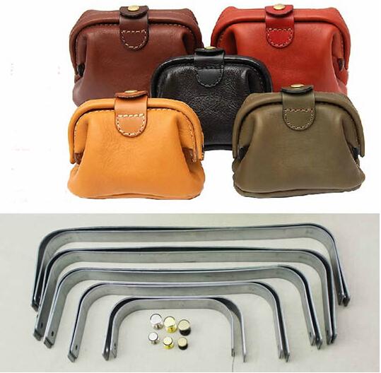 5 pairs 30cm bag frame,doctor bag frames, handbag handle,DIY bag accessories,bags clutch dropship ZP135(China (Mainland))