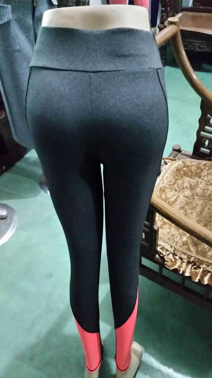 Girls In Gray Yoga Pants - White Pants 2016