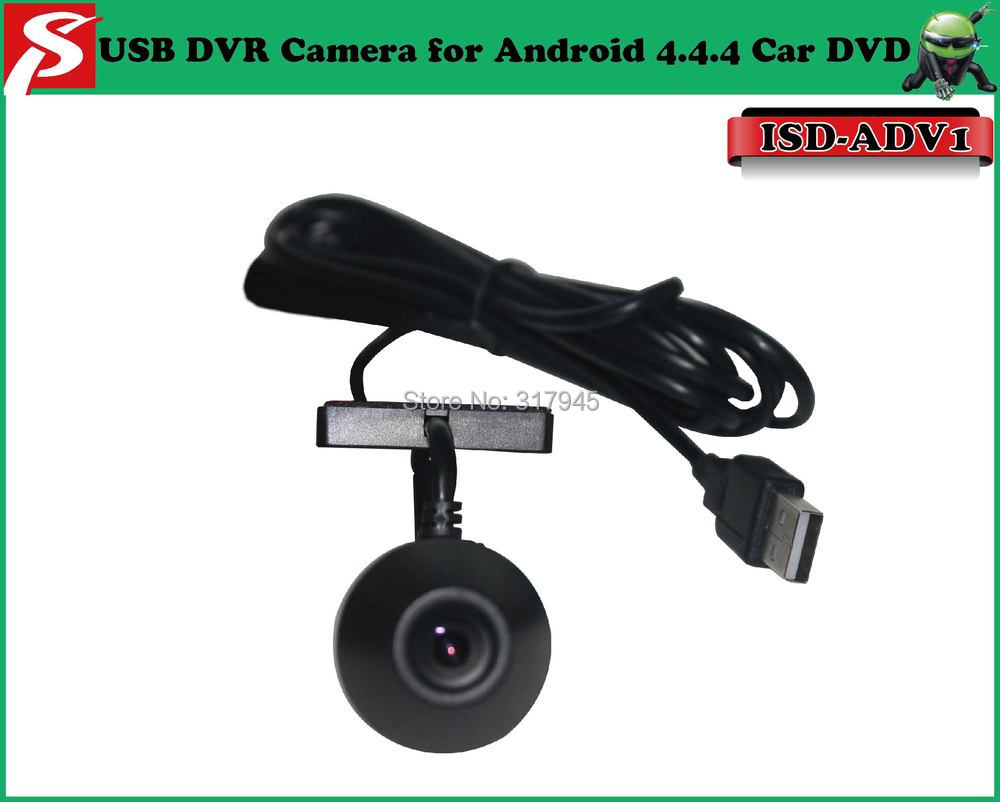 Mini Size HD USB Car DVR Camera For Car DVD Monitor Recorder For Our RK3066 Android System Car DVD(China (Mainland))