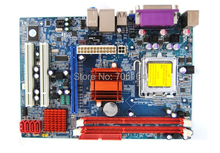 free shipping brand new G41 motherboard 775 socket ddr3 ram  well tested working(China (Mainland))