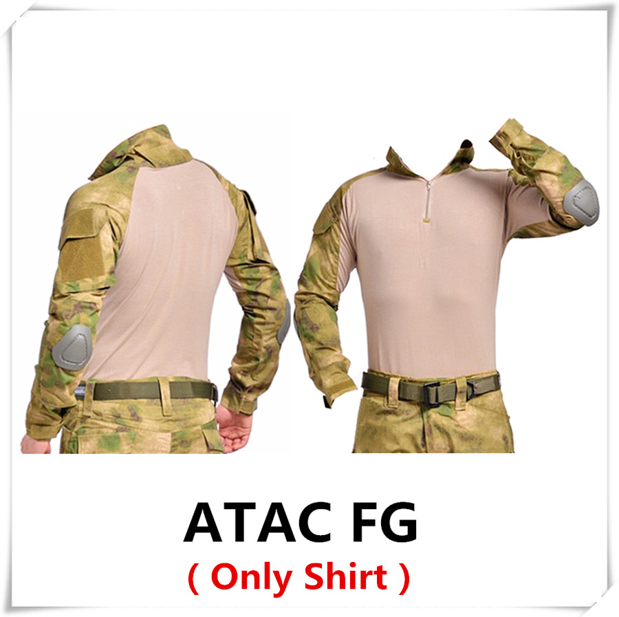Army-Camouflage-Tactical-T-Shirt-Men-Long-Sleeve-Fitness-Military-Uniform-Combat-Clothing-with-Elbow-Pads (10)