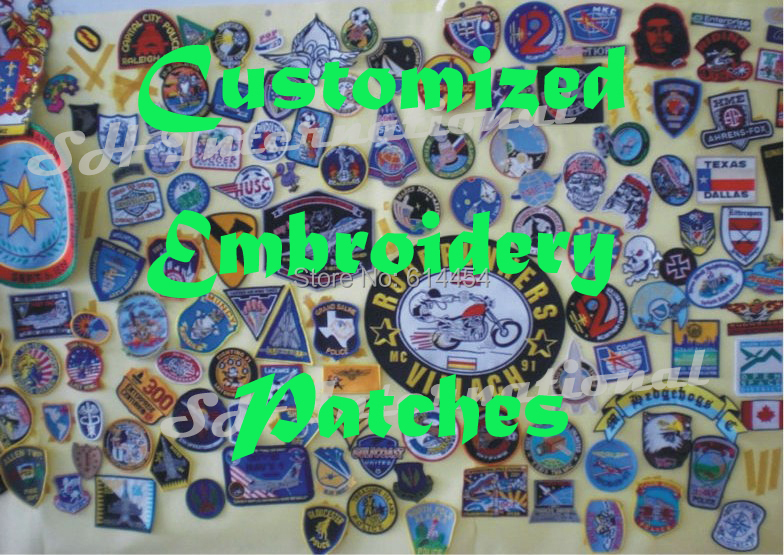 Гаджет  Customized Embroidery Patches for Custom order None Инструменты