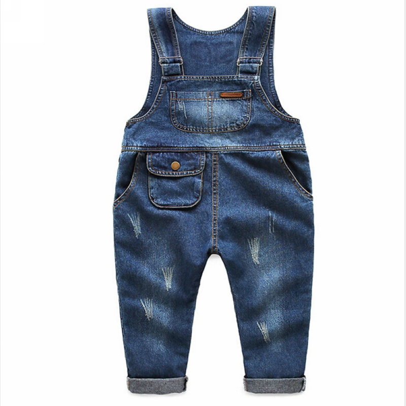baby boys jeans overalls Childrens clothing  infant  Denim trousers girl solid color cowboy spring fashion kids Casual Pant <br><br>Aliexpress