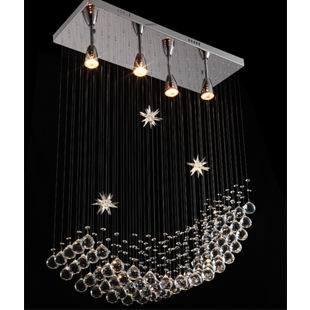 Luxury brief 2013 modern crystal pendant light pendant lamp table restaurant lamps lighting led