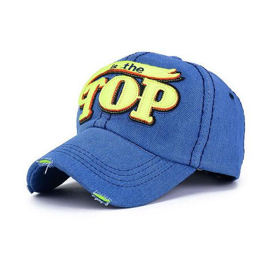 Popular Symbol Blue Cotton Outdoor hats for men women snapback sports baseball hat hip-hop caps bone swag gorras chapeu lr-002(China (Mainland))