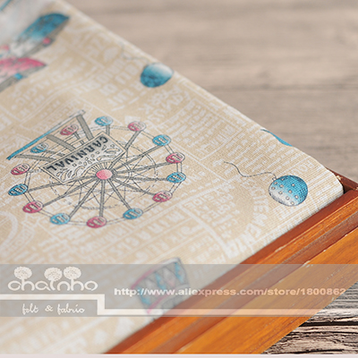 Zakka Cotton Linen Fabric For Handmade Hometextile Fabrics Cloth Funiture Table Cover Sofa Cushion Throw Pillow Half Yard(China (Mainland))