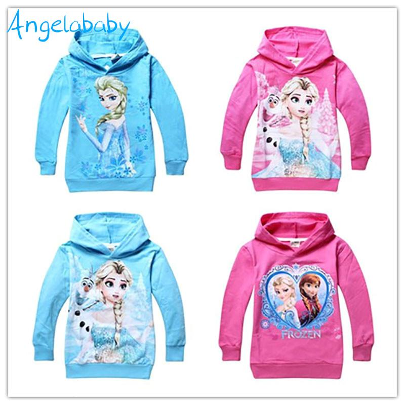 Retail! 1PC 2015 New Arrival Child Boys girls Hoodies cartoon Long Sleeve tops Sweatshirts kids wear(China (Mainland))