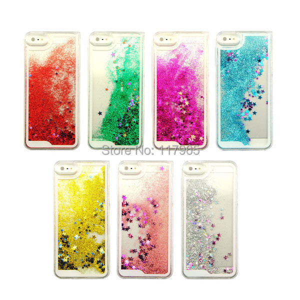 Iphone 5s Cover Glitter Cover For Iphone 5/5s/6/6