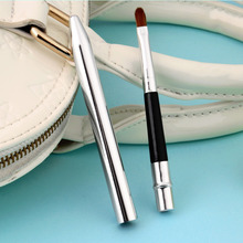 Portable Professional Lip Brush Cosmetic Make Up Beauty Tool Brushes New wholesale