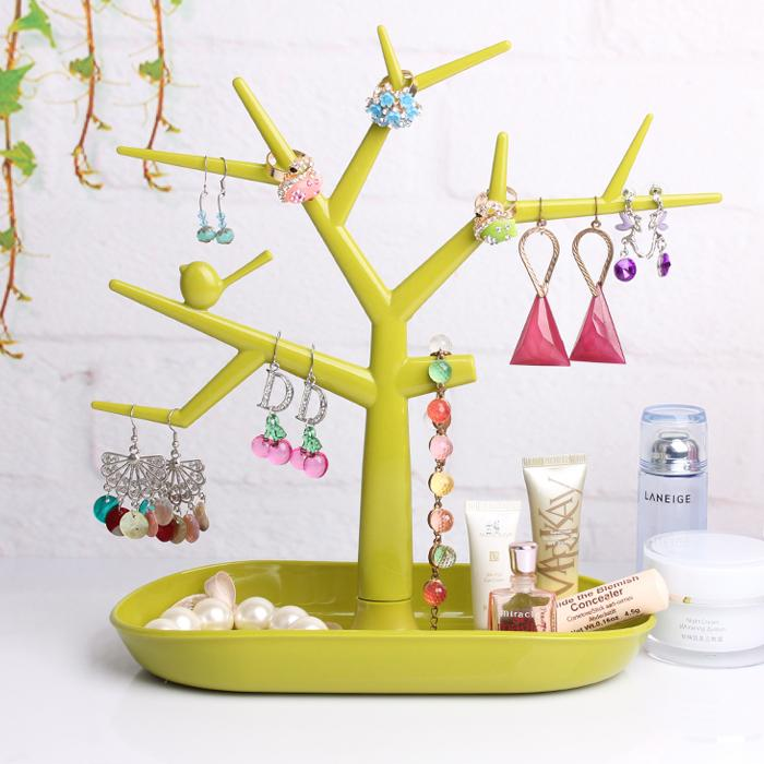 Здесь можно купить  Bird multifunctional jewelry holder accessories display rack earring rack ring frame bracelet storage necklace display shelf Bird multifunctional jewelry holder accessories display rack earring rack ring frame bracelet storage necklace display shelf Ювелирные изделия и часы