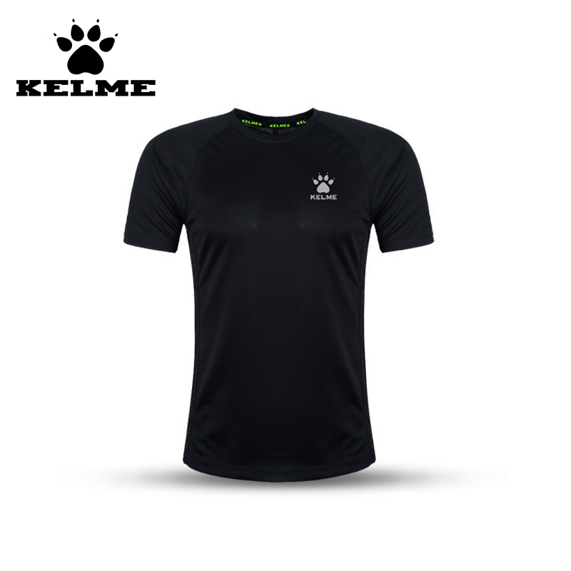 KELME 2016 Fashion Outdoor Youth Soccer Jersey Men Summer Casual T-Shirt Football Tennis Running Shirt Breathable Quick Dry 06(China (Mainland))