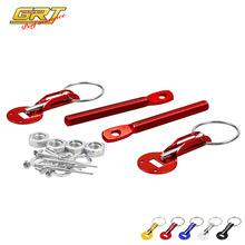 GRT - Universal Alloy Mount Bonnet Hood Pin Pins Lock Latch Kit Racing Sport Car (China (Mainland))