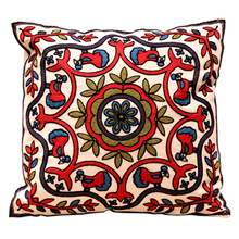 33 Patterns 100% Cotton Embroidery Sofa Cushion Cover Perfect Quality Home Decoration Housewarming Gift Car Throw Pillow Cover(China (Mainland))