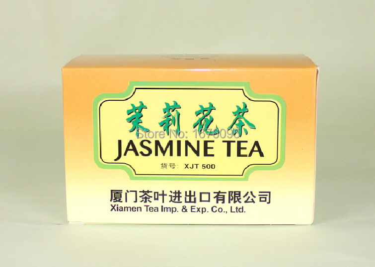 Jasmine Tea tea fragrance of convenient tea bubble of 20 / box. Suitable for fashionable women drinking(China (Mainland))