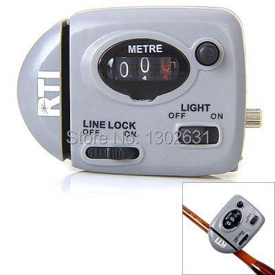 Buy lc05 electronic digital display line counter for Digital fishing reel
