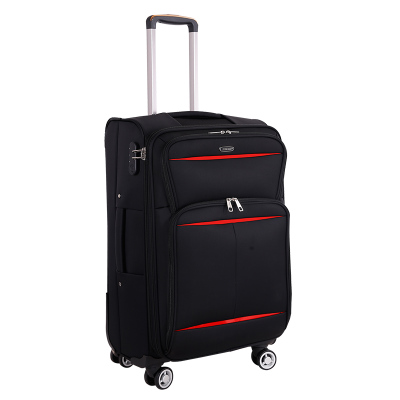 !!20 24inch oxford comercial travel luggage bags universal wheels,black/red/purpler/grey/brown men