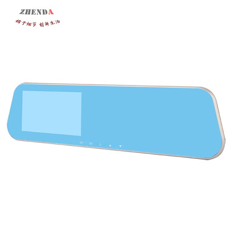 ZHENDA A20 Car DVR Recorder mirrors Full HD DVR dual Car Camera Tachograph Dual Lens WDR Video(China (Mainland))