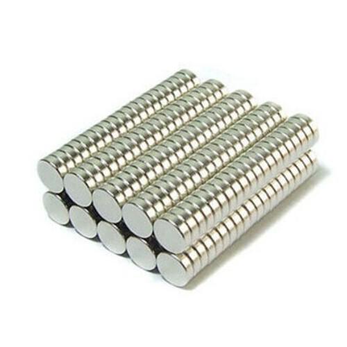 100pcs/Lot _  N52 4mmx2mm Round Neodymium Magnets Rare Earth Magnet<br><br>Aliexpress