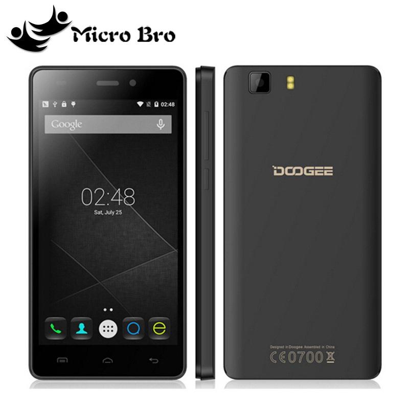 "Original Doogee X5 MT6580 Quad Core Android 5.1 Cell Phone Dual SIM 1GB RAM 8GB ROM 5.0"" 1280*720 IPS 5.0MP WCDMA 2400mAh(China (Mainland))"