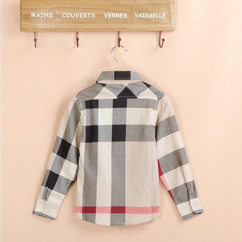 Рубашка для мальчиков