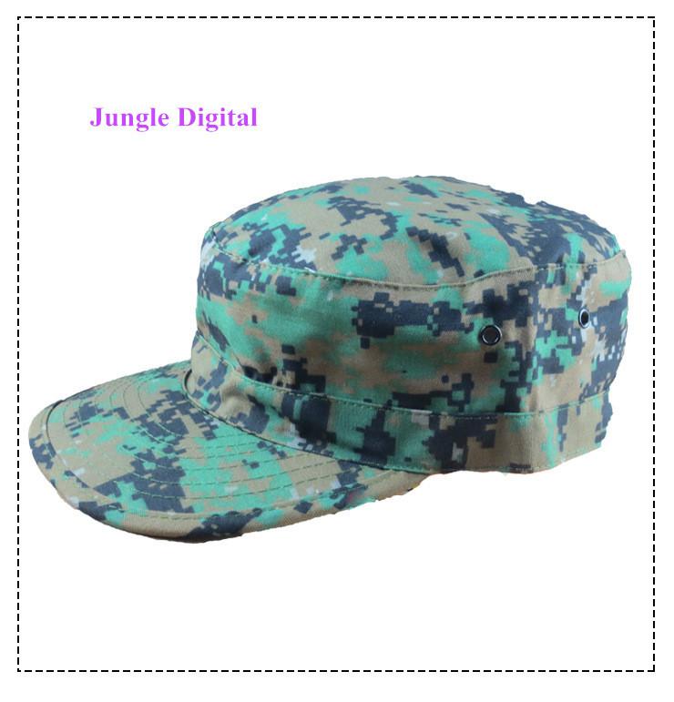 2015 chapeu militar adult men military hats camouflage hat german outdoor cap cotton baseball camping sports cap military(China (Mainland))