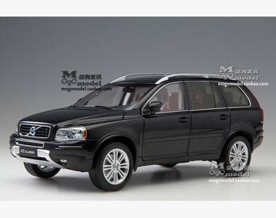 VOLVO classic XC90 XC 1:18 car model SUV alloy metal diecast Luxury cars original high quality Nordic collection gift toy boy(China (Mainland))