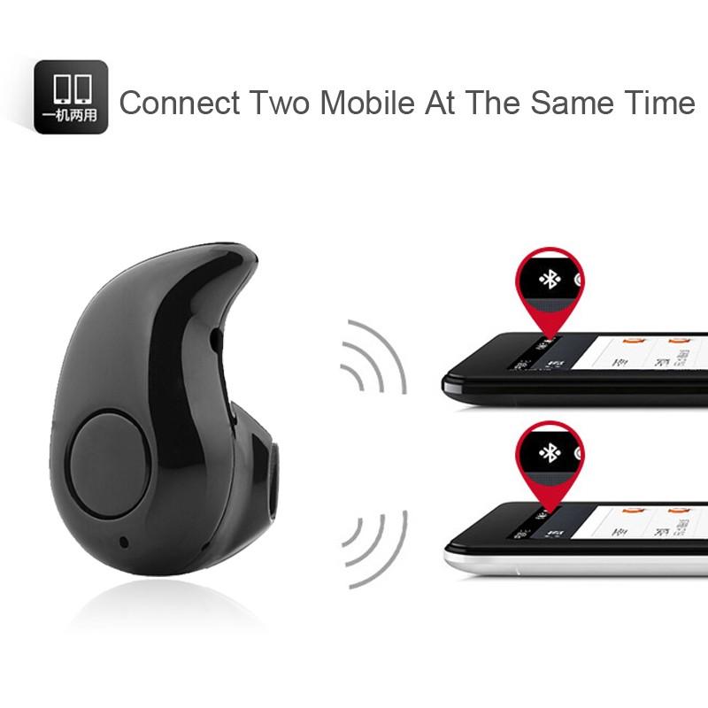 S530 Bluetooth Headset Wireless Earphone Headphone Mini Stereo Music Bluetooth Headset Microphone Universal For Samsung iPhone