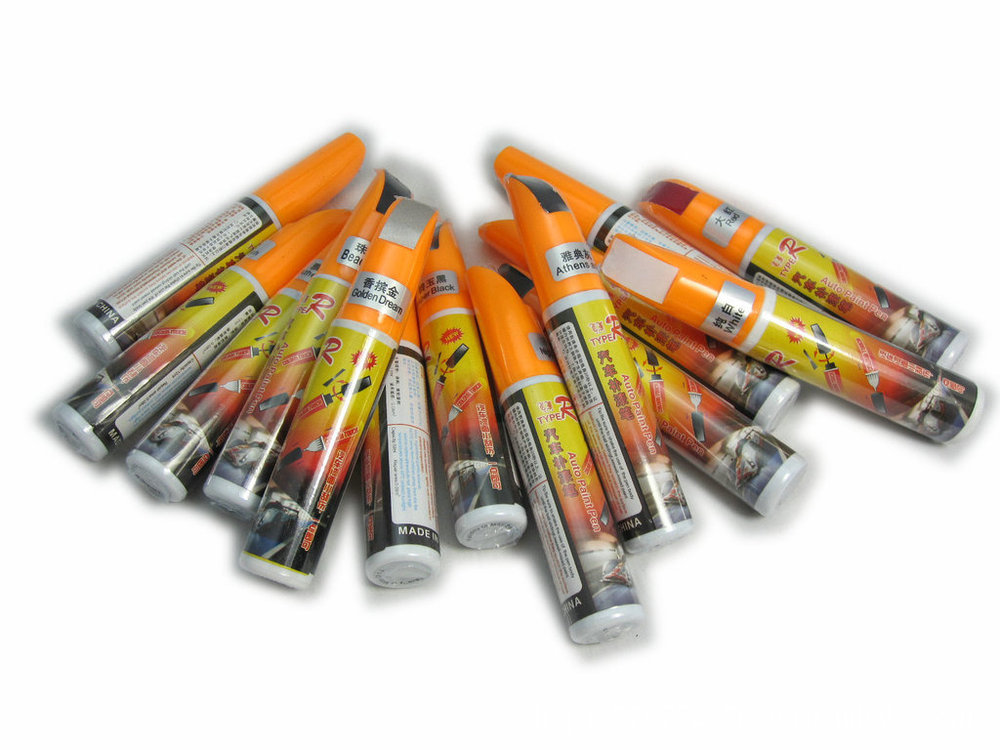 30 pieces Car repair pen paint care repair small scratches car beauty products fill paint pen(China (Mainland))