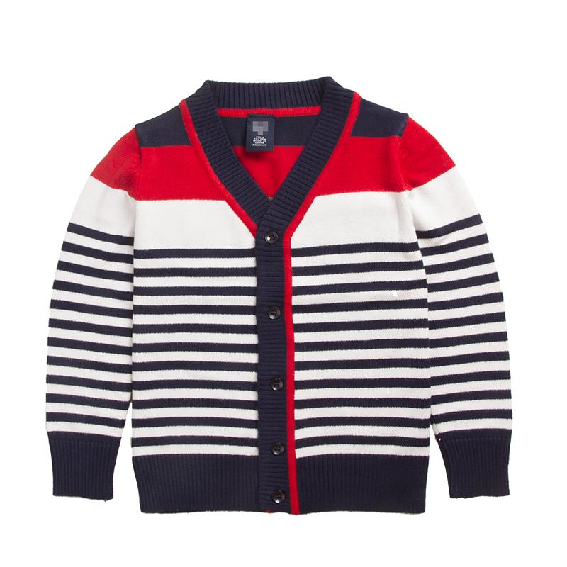 2015 Autumn Winter Boys Cardigan Brand Polo Knitted Sweater Baby Boy Sweater Child Outwear Coat Cardigans shrug boys clothes (China (Mainland))
