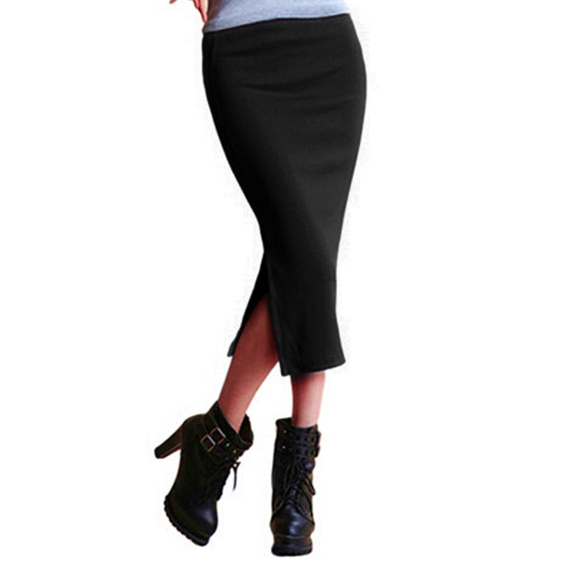 Creative Jean Paul Gaultier Womens Long Pencil Skirt  Clothingww