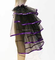 whole sale Sexy Layered Ruffle Mini Tutu Skirt Burlesque Petticoats Clubwear Dance Ball Gown Party Skirt S005