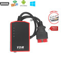 Newest V3 9 UCANDAS VDM WIFI Full System Vehicle Diagnostic Tool For Windows Android Beta Device