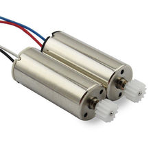 Free Shipping! 2X Spare Parts Main Motors For RC Drone Quadcopter Airplanes Helicopter MJX X600